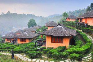 บ้านรักไทย หมู่บ้านจีนยูนนาน แม่ฮ่องสอน